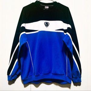 Vintage Nike Crew Neck Sweatshirt Medium